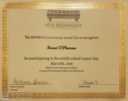 New Beginnings Career Day 5.10.19_1
