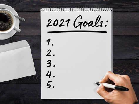 5 Tips on How to Make Your 2021 New Years Resolutions Stick