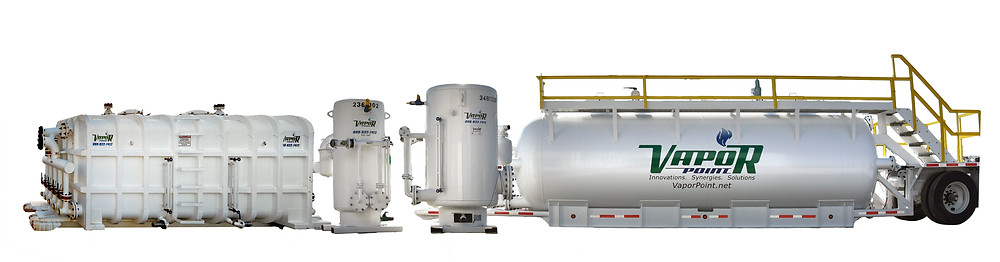 Vapor Point Has Equipment to Meet Numerous Pressure and Flow Rates - Can Handle Jobs Big and Small
