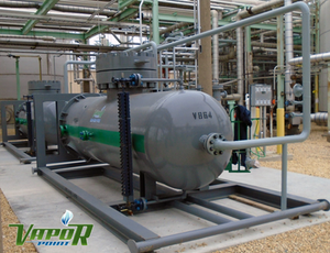 Fuel conditioning system to treat off-spec propane, copper strip failure, and pipeline spec failures.