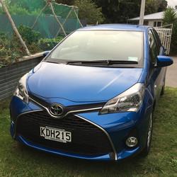 KATIE - Toyota Yaris (auto)