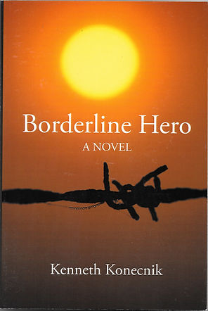 Borderline Hero Book