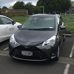 LUCY - Toyota Yaris (auto)
