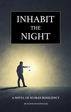 Inhabit the Night Book
