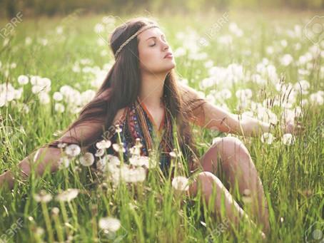 Un parfum de liberté, une respiration