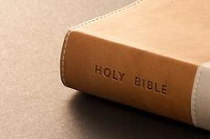 Holy bible detail
