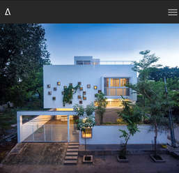 2020 Bellary House: Pubished in Architizer