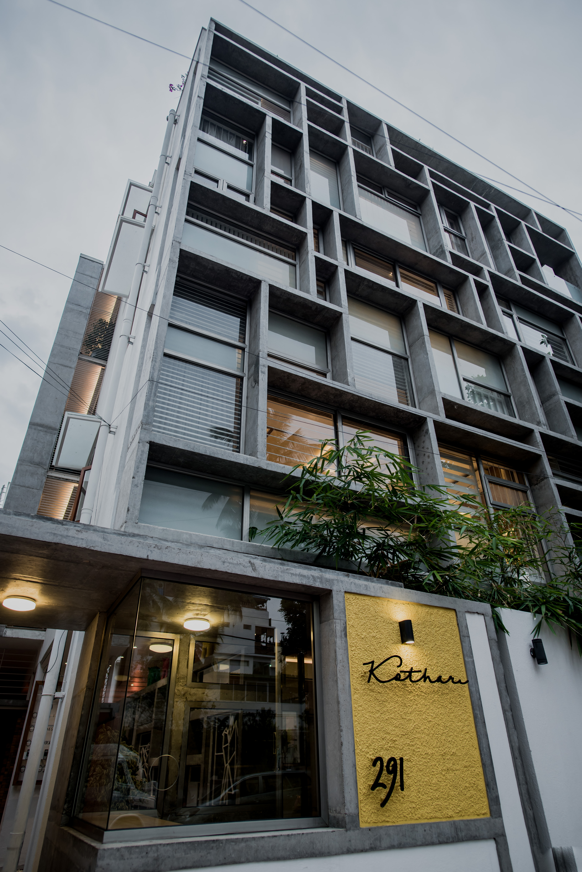 External view of West facade(1)