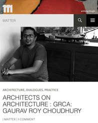 2017 GRCA: Interviewed by MATTER