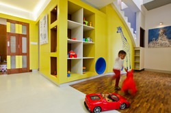 The children's play area (Courtyard - 2)