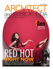 ARCHITECTURE AND INTERIORS MAY 2015