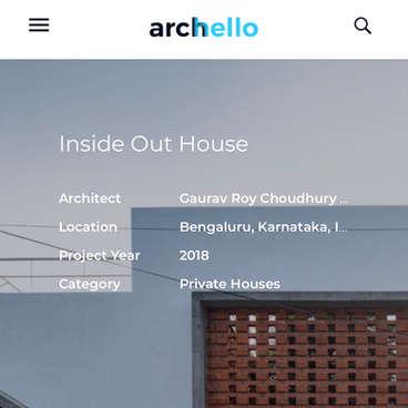 2020: In Archello