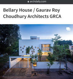 2020 Aadyam: Pubished in ArchDaily