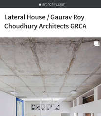 2013 Lateral House : Published in ArchDaily