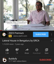2018 Lateral House: Published on BUILDOFY on YouTube