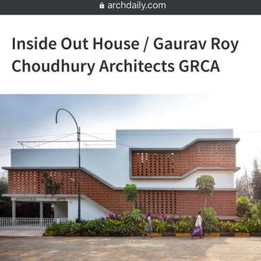 2020: In ArchDaily