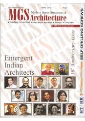 MGS ARCHITECTURE APRIL 2015