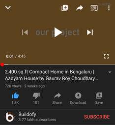 2020 Aadyam: Published on BUILDOFY on YouTube