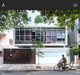 2020 Aadyam: Pubished in Architizer