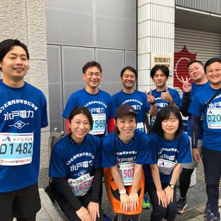 水戸校門漫遊マラソン (2019)