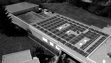 Photovoltaik-Anlage Käser Biberist AG