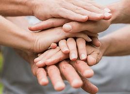 menschen helfen menschen