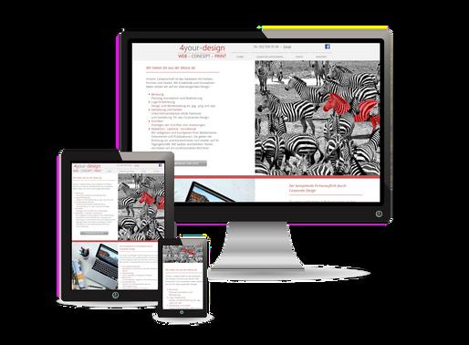 Wir entwickeln premium Webdesign für Sie