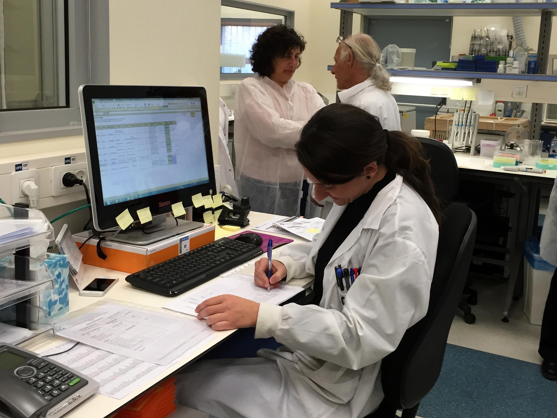 מחקר ופיתוח המרכז הגנטי GGA