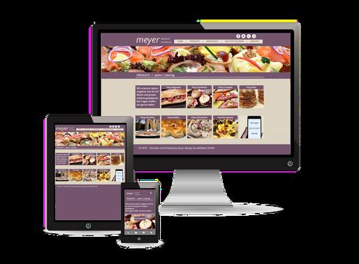 Premium Webdesign für die Bäcker-Branche