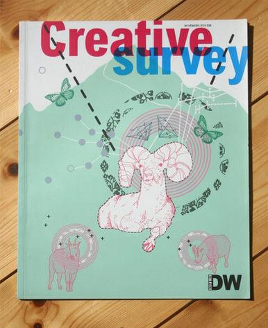 design week - creative survey