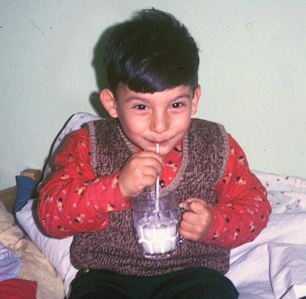 איל סבן בן 4-5