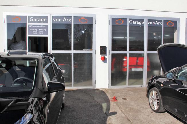 Garage von Arx Grenchen - fair, kompetent, persönlich