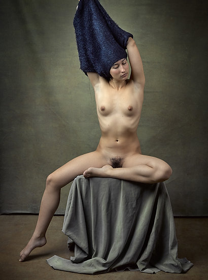 Improvised nude _ Photoshoot 22 _ 05