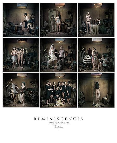 Reminiscence _ Poster