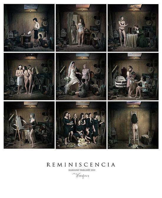 Reminiscence _ Poster