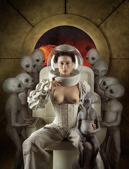 SM _ Madonna of space I