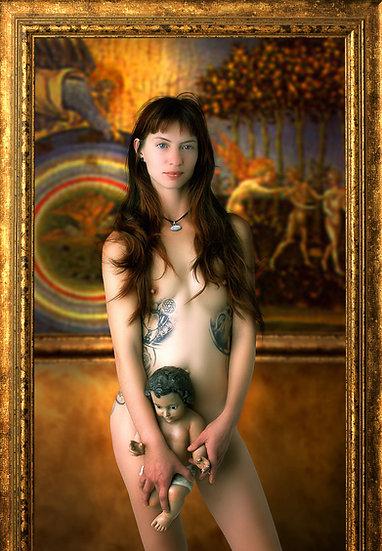 Madonna VIII _ Portrait