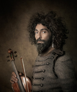 Male Portraits by Mariano Vargas
