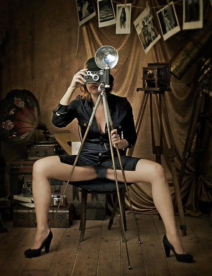 The photographer _ Portrait