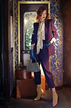 Fashion Editorial _ The Cube _ Orient Ex