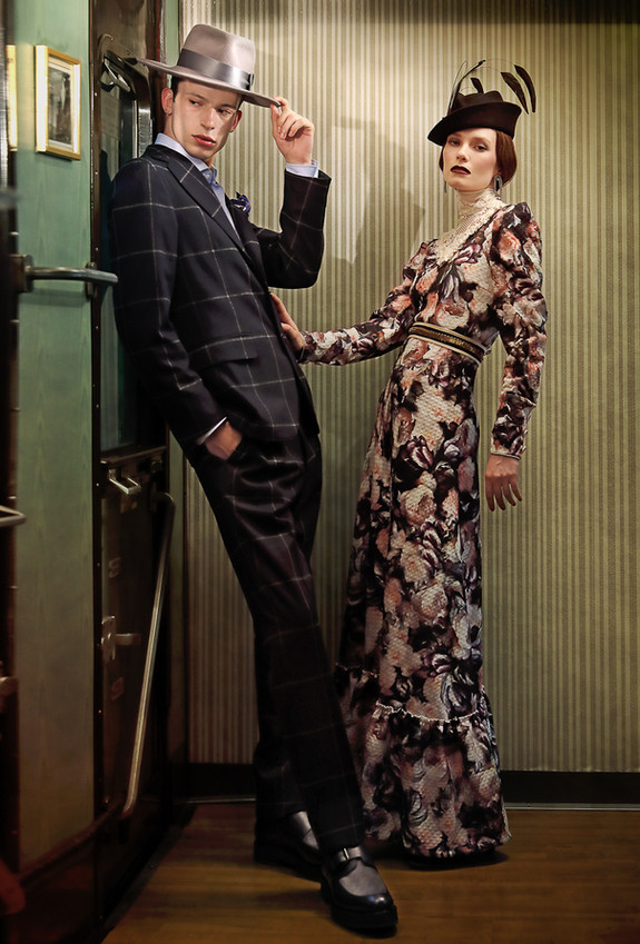 Murder on the Orient Express movie by Mariano Vargas