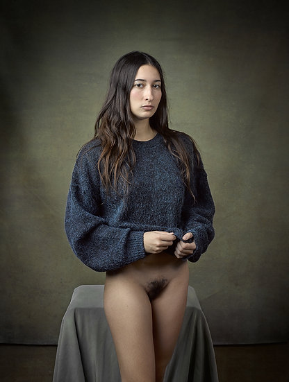 Improvised nude _ Photoshoot 22 _ 02