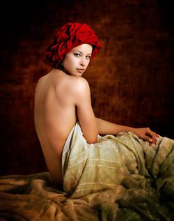 SM _ Lady with turban