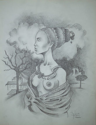 Mariano Vargas Sketch