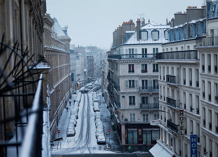 Fine Art _ France _ Paris _ n01