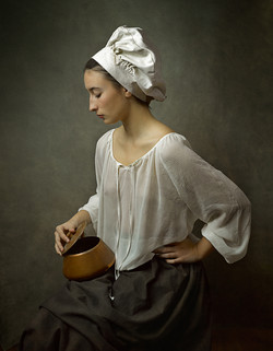 Female Portraits by Mariano Vargas