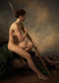 SM _ Warrior nude