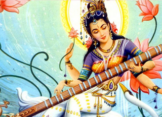Career Changes & Identity Shifts: {3 part series} Part 3 Saraswati