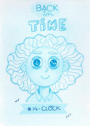 Dia 14 - Clock (relógio)
