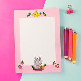 Bunny - 50 folhas - 14,8cm x 21cm